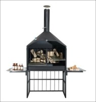 HTW ARGENTIJNSE KING GRILL 120 Barbecue hout