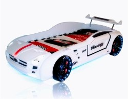 AUTOBED ROADSTER | WIT