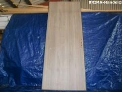 NIEUWE hardhouten buitendeur 223x93x5,5cm voordeur