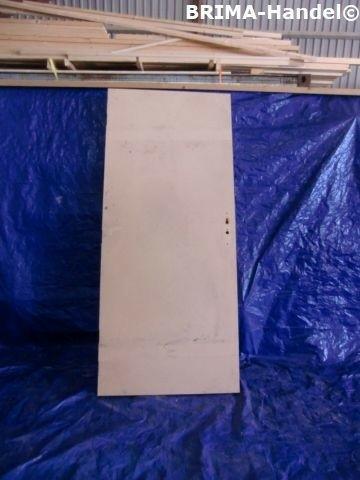 NIEUWE zware deur hardhout frame met (watervaste)