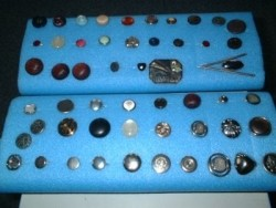Ringen gemaakt van knopen