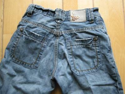 Spijkerbroek maat 170 / CLP Platinum