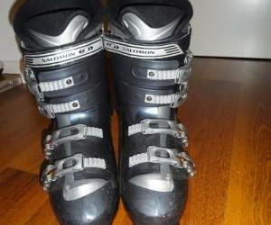 Mooie nette skischoenen van Salomon