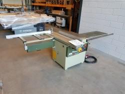 SCM 150 formaatzaag plaatzaag paneelzaag gebruikt