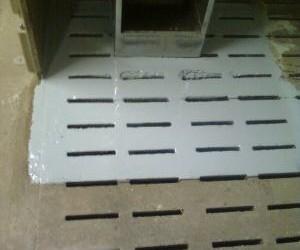 Agrarische vloeren Anti-slip vloeren Coatingvloeren