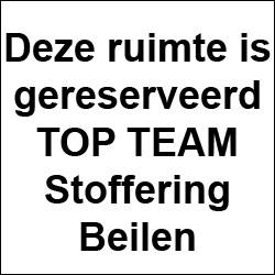 Top Team Stoffering