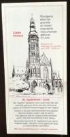 Foldertje - St. Agathakerk - Lisse
