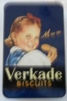 Leeg blik - Verkade biscuits