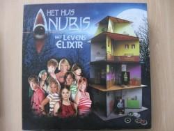Het huis Anubis – spel – Het levenselixir
