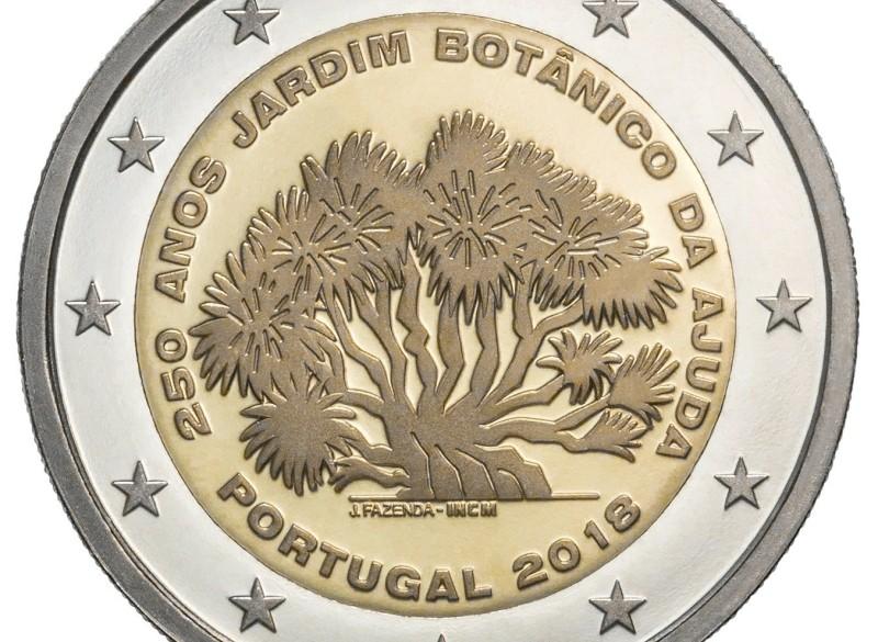 Portugal 2 Euro 2018 Botanische Tuin