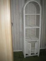 Manou-kast, kleur wit