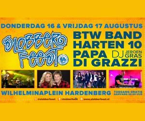 Slobberfeest 2018