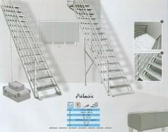 Buitentrap van aluminium bestellen bij de goedkoopste trapp…