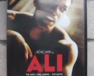 """Te koop de nieuwe originele DVD """"Ali"""" met Will Smith."""