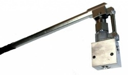 Hydrauliek handpomp 10 cc