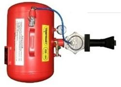 Lucht booster 30 liter