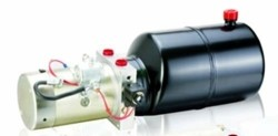 Hydraulische unit 12 V 6 L
