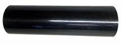 Carbon huls 121 mm ovaal