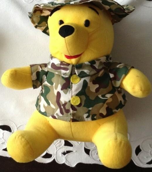 Knuffel Winnie de Pooh