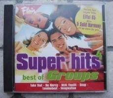 """Te koop de nieuwe originele CD """"Flair Super Hits 4: Groups""""…"""