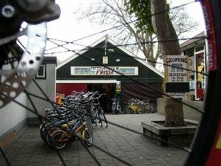 fietsverhuur frisia
