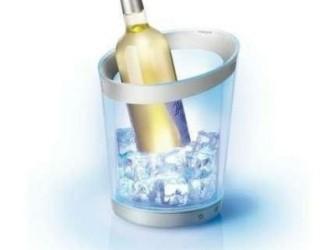 Philips Wijnkoeler Verlicht  Feestverlichtingstore