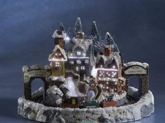 Konstsmide kerstfiguren