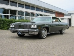 Oldsmobile 98 Holiday coupe 1974 originele staat