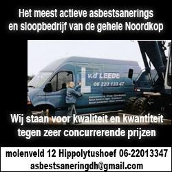 Asbest Sanering Den Helder