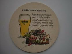 5 bierviltjes Heineken