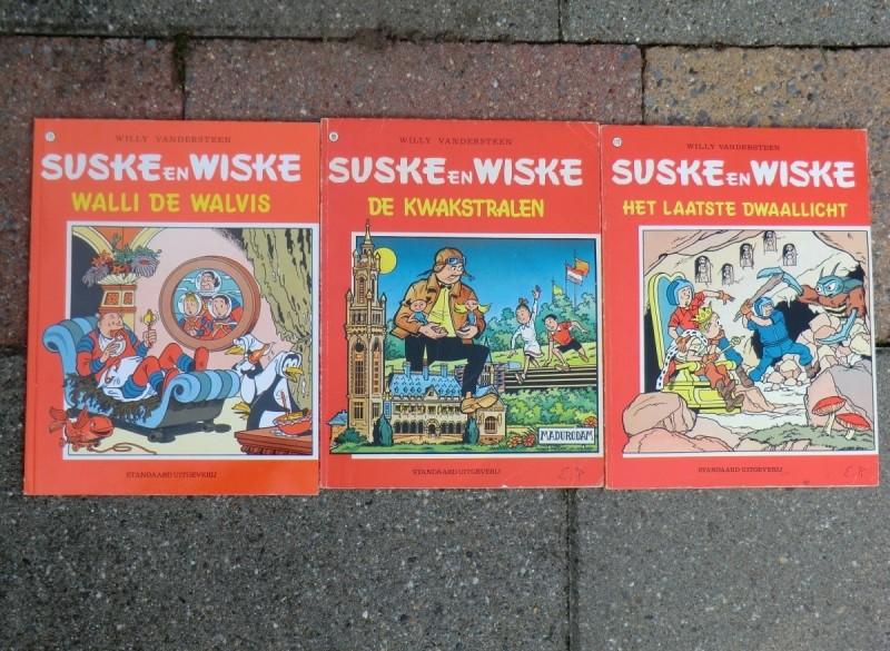 Suske en Wiske strips