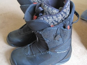 Snowboard schoen, Burton Ion, Limitted Edition