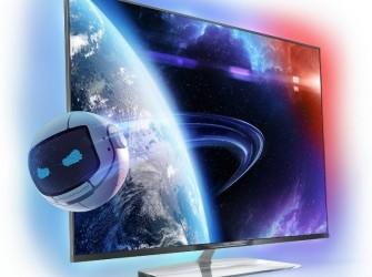 Philips 60PFL8708S Elevation Smart TV - topmodel