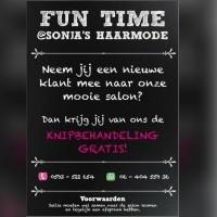 Fun Time @Sonja's Haarmode!