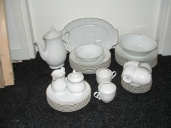 6 persoons servies