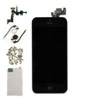 iPhone 5 Voorgemonteerd Scherm (Touchscreen + LCD + Onderde…