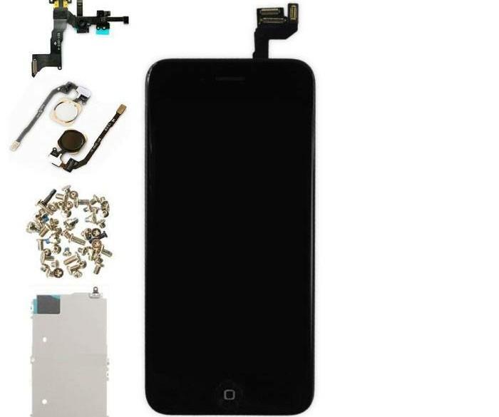 """iPhone 6S 4.7"""" Voorgemonteerd Scherm (Touchscreen + LCD + O…"""