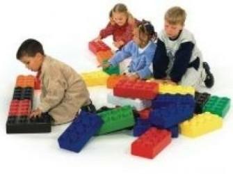 Grote Reuze Lego Speelblokken voor uw kinderhoek