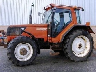 Fiat TRACTOR F100 DT A2