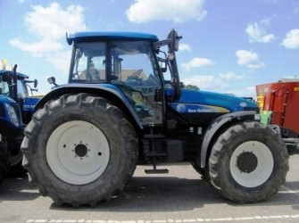New Holland TM155 4WD TRACTOR