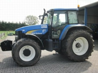 New Holland TM175 4WD TRACTOR