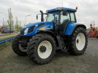 New Holland TVT 170 4WD TRACTOR