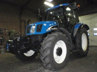 New Holland TS100A 4WD TRACTOR