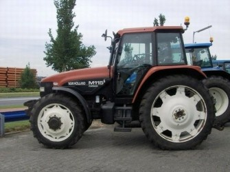 New Holland M 115 RC TRACTOR