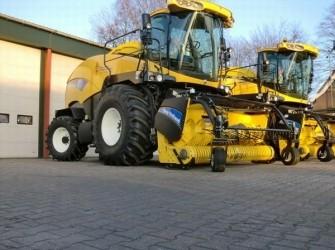 New Holland FR9050 HAKSELAAR