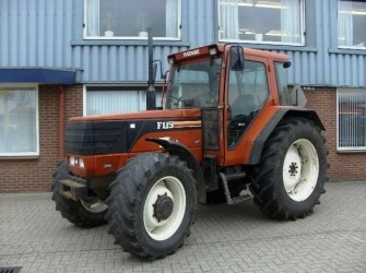 Fiat F115DT TRACTOR