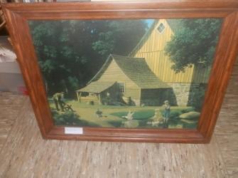 Schilderij, Huis