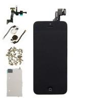 iPhone 5C Voorgemonteerd Scherm (Touchscreen + LCD + Onderd…