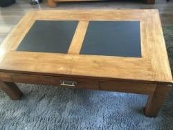 Salon tafelen bijzet tafeltje