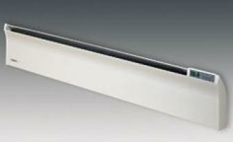 Glamox design radiator electrisch.